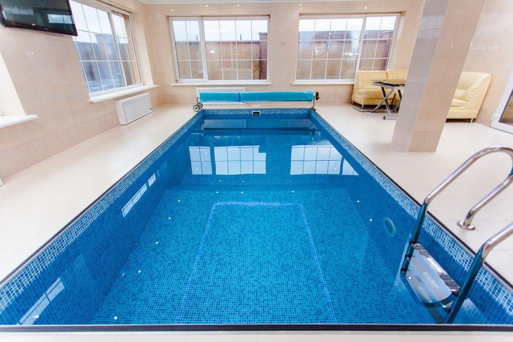 zwembaden van Aqua Vivenda