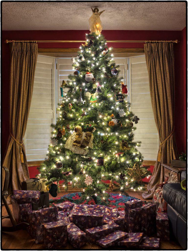 vlamverlichting kerst
